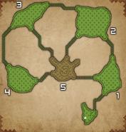 FrontierGen-Flower Field Map