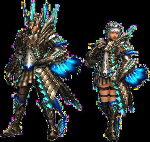 File:FrontierGen-Shourou G Armor (Gunner) Render 2.png