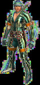 FrontierGen-Ganon G Armor (Gunner) (Male) Render 001