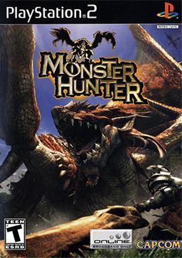 Monster Hunter Coverart