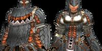 Gypceros X Armor (Gun)
