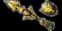Marquis's Blazon (MH4)