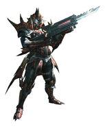 LP2-Monster Hunter Armor