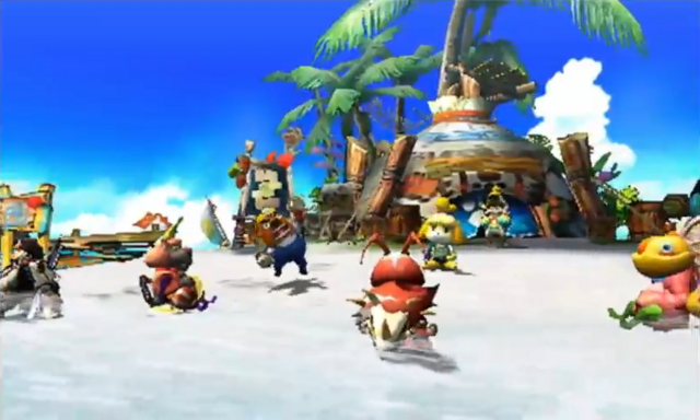 File:MH4G-Animal Crossing Screenshot 004.png