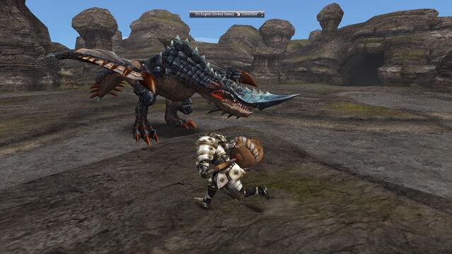 File:FrontierGen-HC Gurenzeburu Screenshot 001.jpg