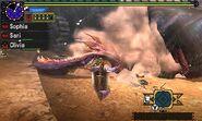 MHGen-Mizutsune and Gammoth Screenshot 001