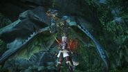 MHO-Azure Rathalos Screenshot 022