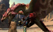 MH4U-Pink Rathian Screenshot 001