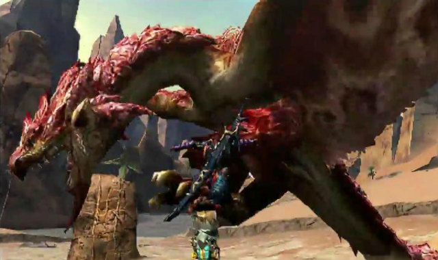 File:MH4U-Pink Rathian Screenshot 001.png