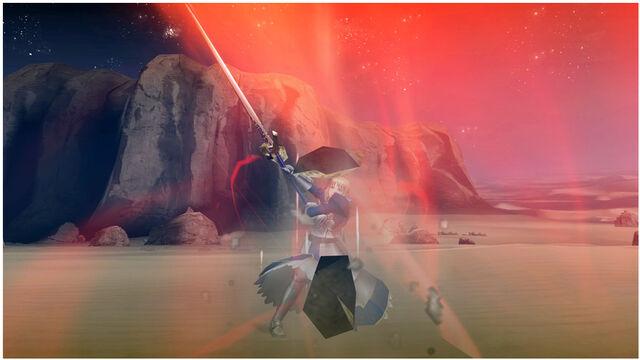 File:FrontierGen-勝利すべき黄金の剣 Screenshot 001.jpg