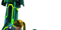 Zero Suit Armor (Blademaster) (MH4U)