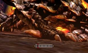 MH4U-Akantor Left Claw Break 001