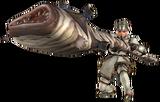 2ndGen-Hunting Horn Equipment Render 002
