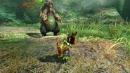 MH3U-Arzuros Screenshot 013