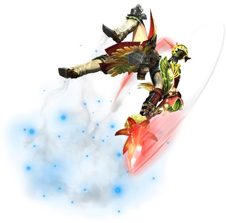 File:MHGen-Dual Blades Equipment Render 001.png