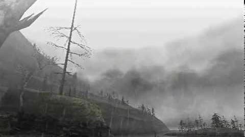 Monster Hunter Freedom Unite - The Still Swamp (Swamp intro)
