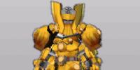 Uragaan Armor (MHST)