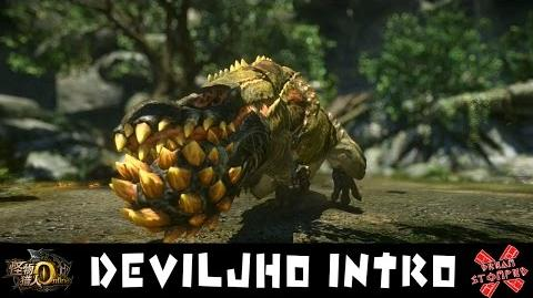 Monster Hunter Online - Deviljho Intro