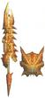 FrontierGen-Gunlance 027 Low Quality Render 001