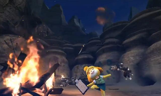 File:MH4G-Animal Crossing Screenshot 001.png