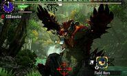 MHGen-Redhelm Arzuros Screenshot 024