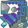MH3U-Jade Barroth Icon