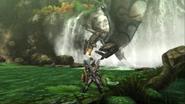 MHP3-Silver Rathalos Screenshot 013