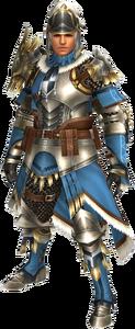 FrontierGen-Regunumu Armor (Male) (Both) (Front) Render 002