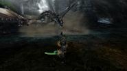 MHP3-Silver Rathalos Screenshot 007