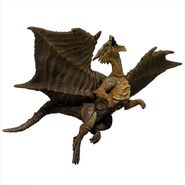 Capcom Figure Builder-Rusted Kushala Daora Figure 001