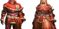 Kaiser Armor (Gunner) (MH4)