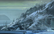 MHO-Yilufa Snowy Mountains Concept Art 012