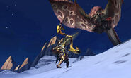 MH4U-Pink Rathian Screenshot 002