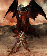 MHFO-Crimson Fatalis Screenshot 004