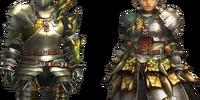EX Rathian Armor (Blademaster) (MH4U)