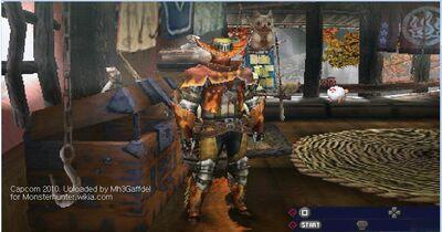 Furogi armor Male