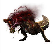 MH3U-Savage Deviljho Render 001