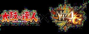 Logo-Taiko no Tatsujin x MH4G