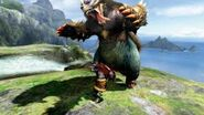 MH3U-Arzuros Screenshot 005