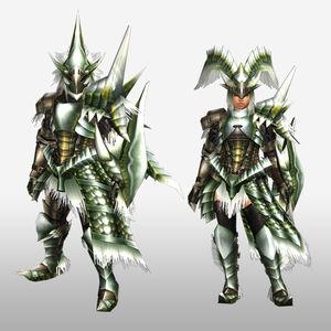 FrontierGen-Emitto Armor (Gunner) (Front) Render