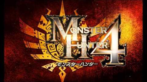 Battle 16 ~Dalamadur~ Part 1 Monster Hunter 4 OST