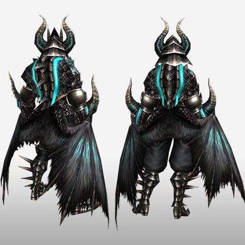 File:FrontierGen-Dragon G Armor (Gunner) (Back) Render.jpg