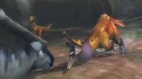 Monster Hunter 3 (Tri) G - Open Up and Say Argh (Great Wroggi intro)