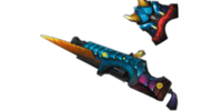 Blue Demon Gunlance (MH4)