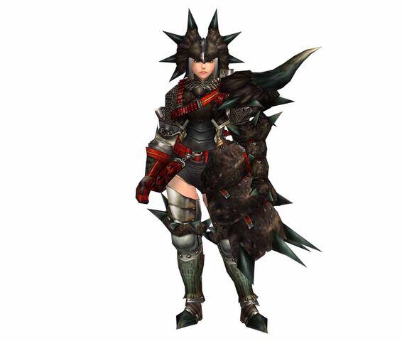 File:FrontierGen-Black Diablos G Armor (Gunner) (Female) Render 001.jpg