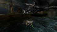 MHP3-Silver Rathalos Screenshot 008