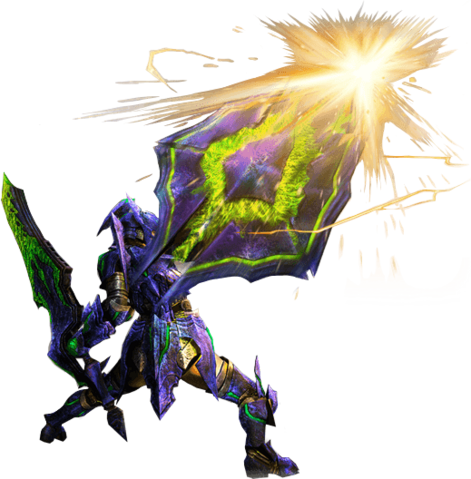 File:MH4U-Charge Blade Equipment Render 001.png