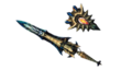 MH4-Gunlance Render 024