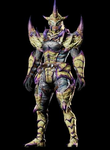 File:MHO-Dread Baelidae Armor (Blademaster) (Male) Render 001.png