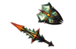 MH4-Sword and Shield Render 034